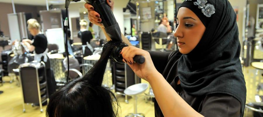 Seasons hair beauty salon accrington rossendale college for About us beauty salon