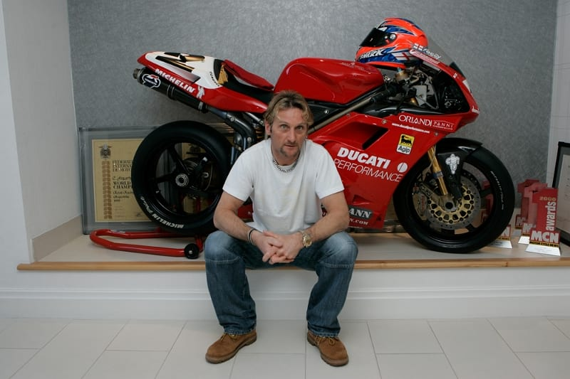 carl fogarty house