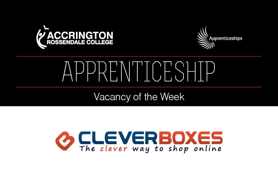 Apprenticeship Vacancy of the Week at Cleverboxes