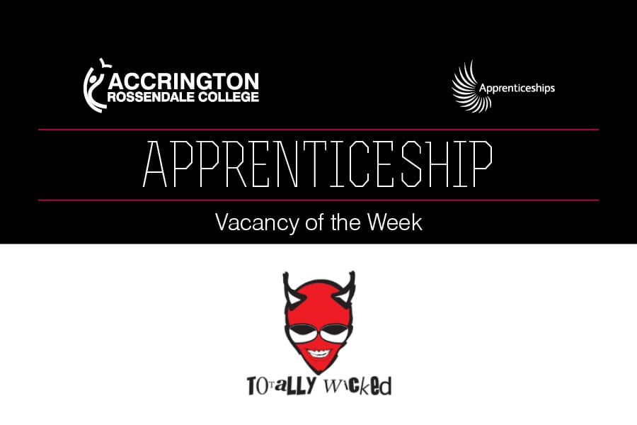 Apprenticeship Vacancy